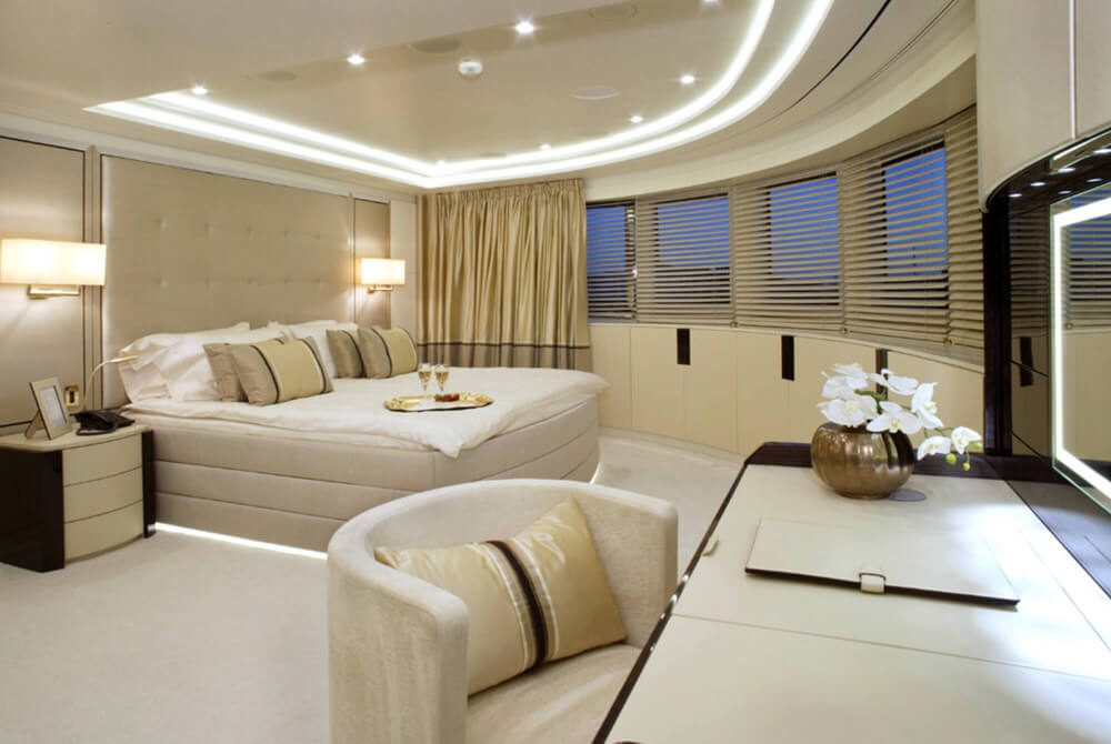 Gehr GmbH Yacht and Aircraft Interior