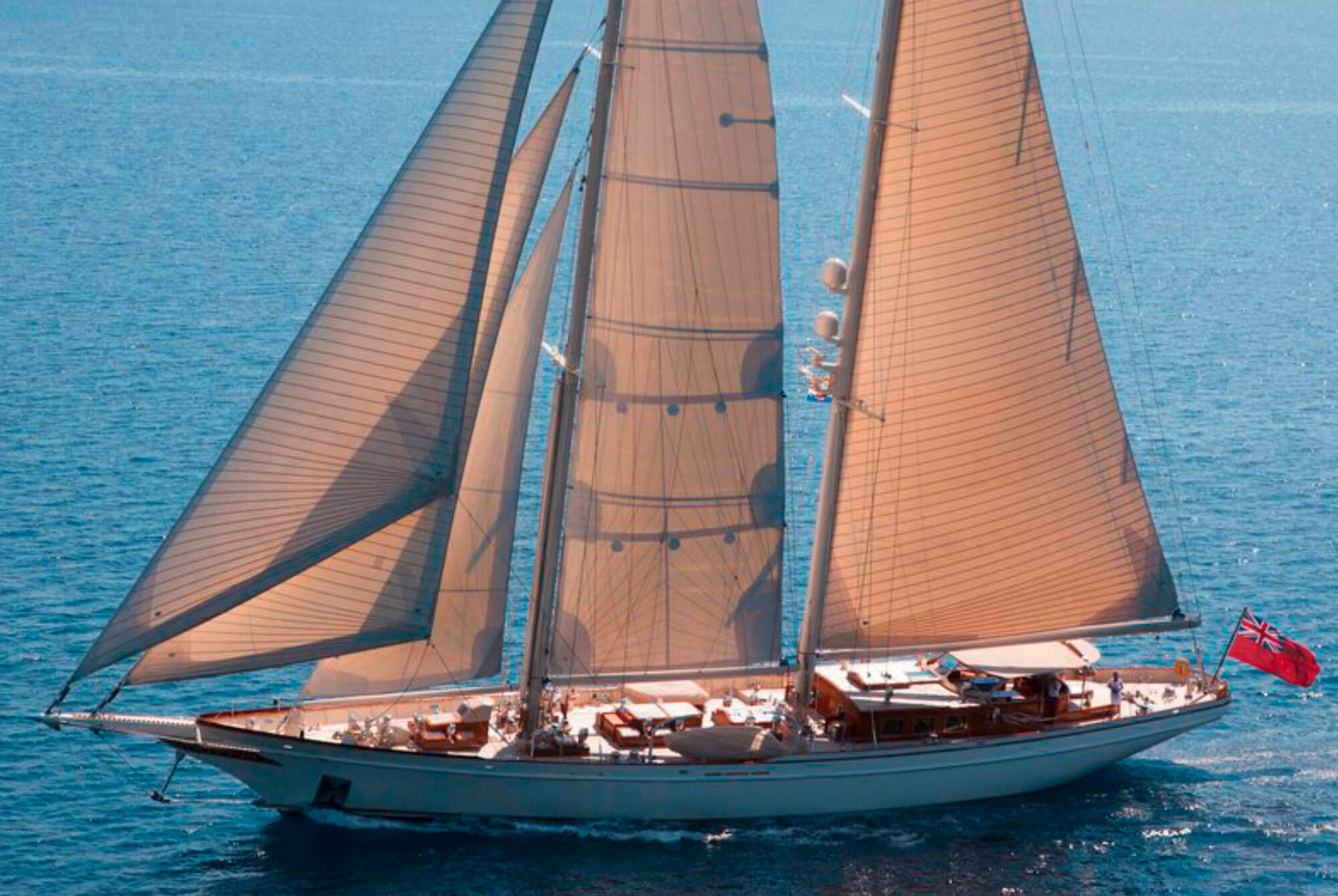 S/Y LETHANTIA Sold BY DAHM INTERNATIONAL