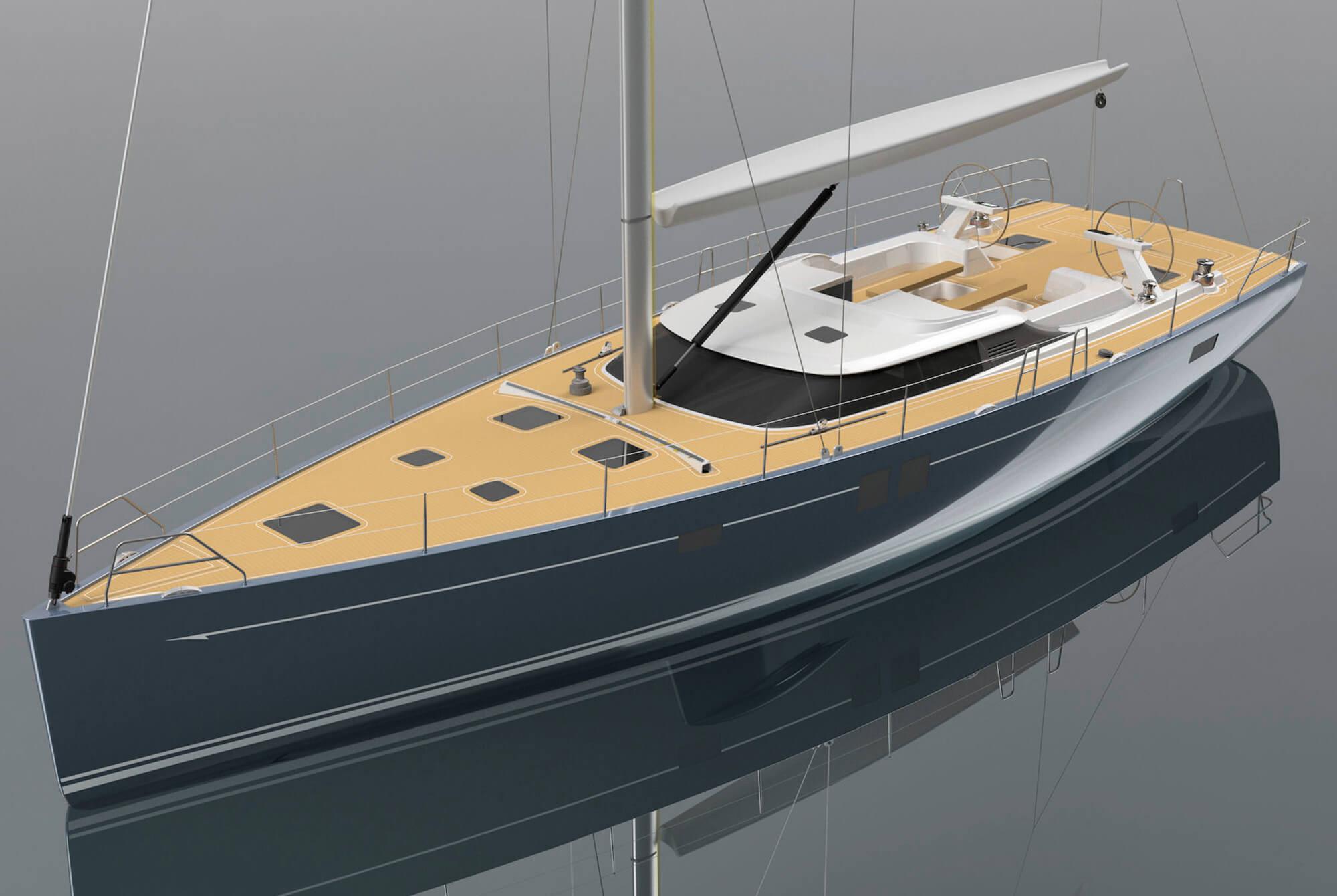 Arne Schmidt Yachts stellt eine neue Familie von Segelyachten vor.