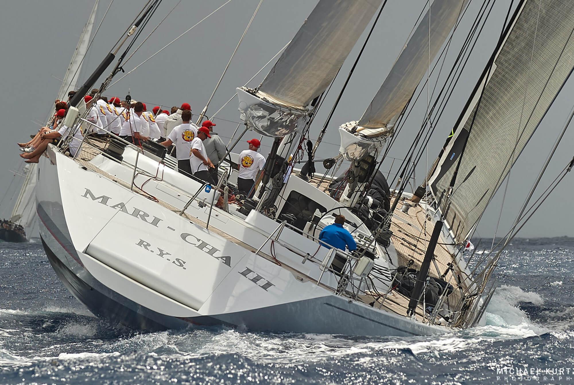 Superyacht Cup in Palma: Reckmann Systeme auf 78 Prozent der teilnehmenden Yachten
