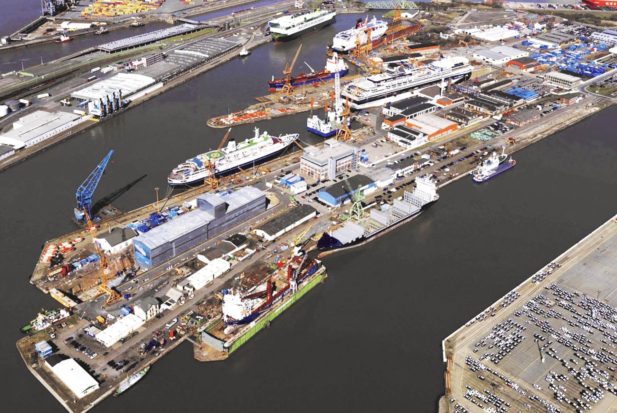Lloyd Werft Bremerhaven joins Deutsche Yachten – Superyacht Germany