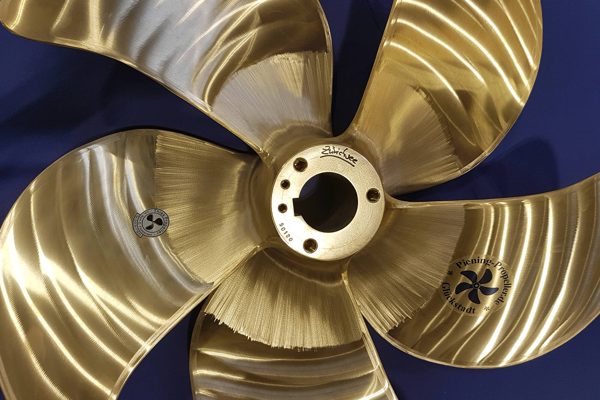 Piening expands propeller range