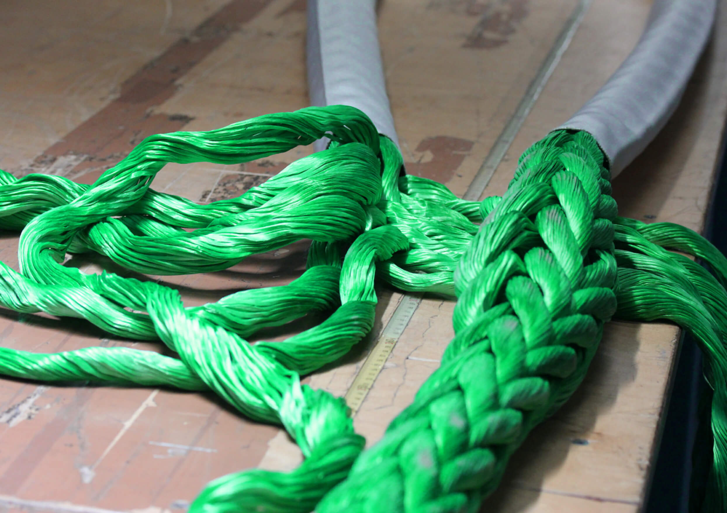 Sustainable ropes from Bremen