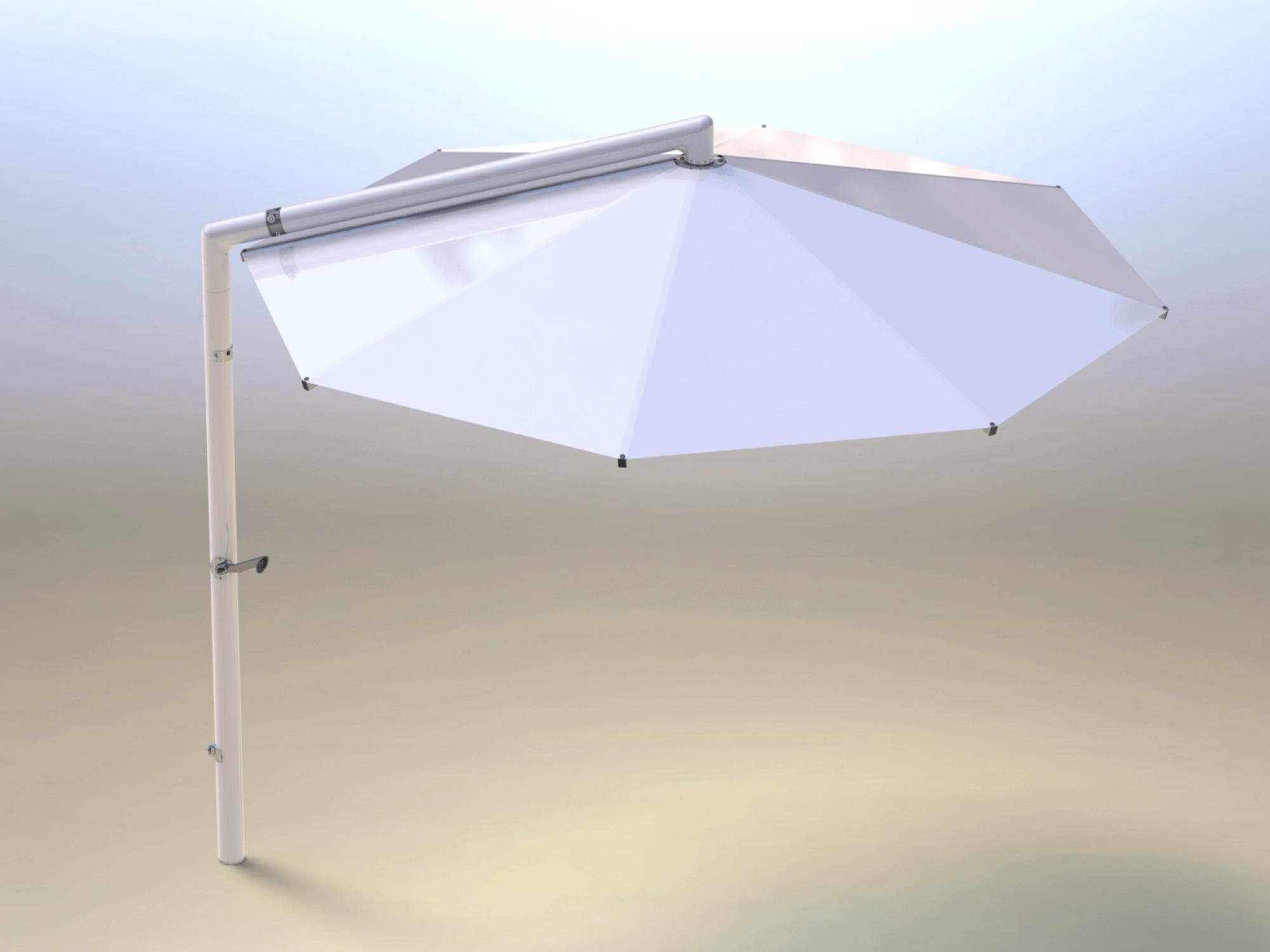 Sonnenschutz mit Yacht-Standard