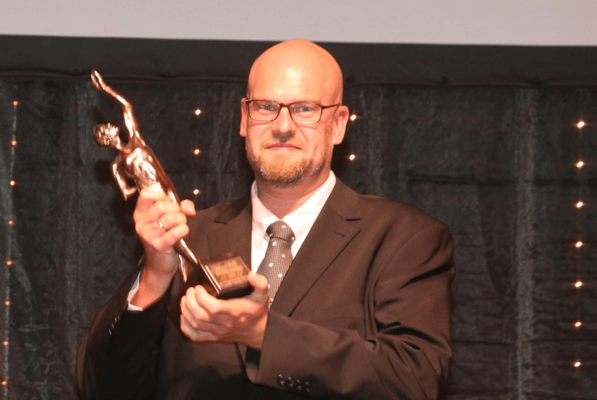Deutsche Yachten member wins prestigous award